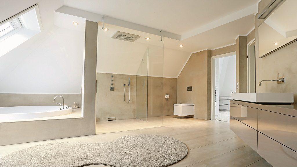 Mit Badsanierung Ihr Wunschbad realisieren.